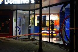 Overval op pizzeria, daders op de vlucht