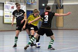 Reiger Boys/ Woest na rust langs zwak EXS Zwolle