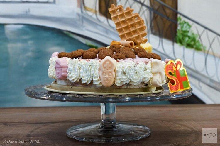 Gelateria Elisa: Ook voor de lekkerste feest- en ijstaarten