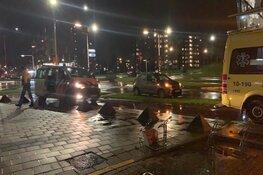 Fietsster geschept bij station Heerhugowaard: gewond naar ziekenhuis