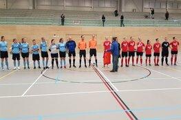 Beker: Winst Team Alkmaar, Reiger Boys onderuit
