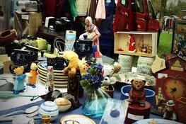 Komende zondag 1 december vlooienmarkt in De Draai