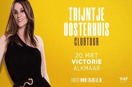 Trijntje Oosterhuis keert terug naar Alkmaar