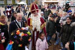 Sinterklaas intocht verliep goed en rustig