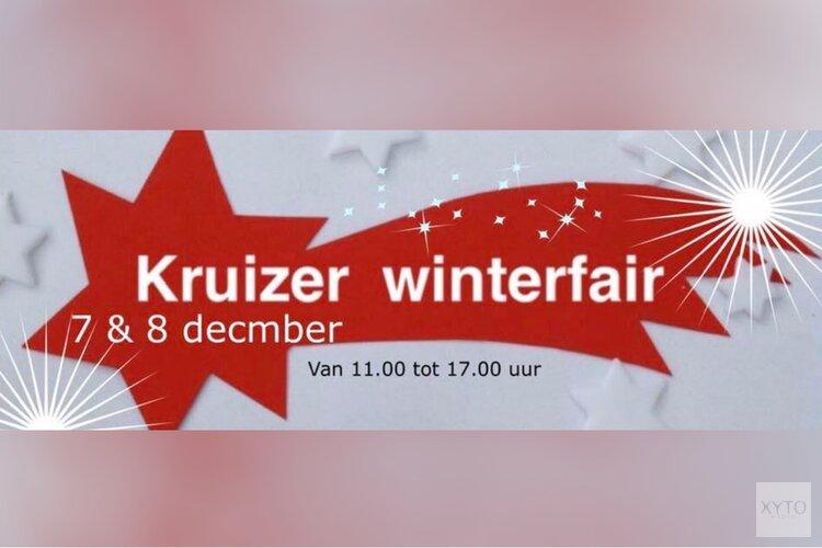 Creatieve 't Kruis opent deuren tijdens Kruizer Winterfair
