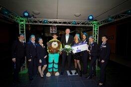 Galadiner Horizon College brengt 10.876,- euro op voor Stichting Ambulancewens