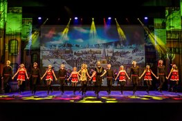 Weergaloos dansspektakel van Rhythm of the Dance in Cool kunst en cultuur