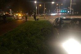 Fietser gewond na aanrijding Gildestraat