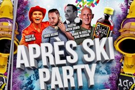 Apres Ski Party op 19 januari in Marlene
