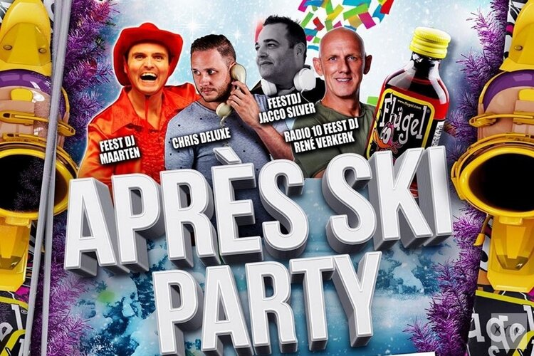 Apres Ski Party op 19 januari in Marlene