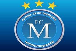 Wisselvalligheid troef bij FC Marlène
