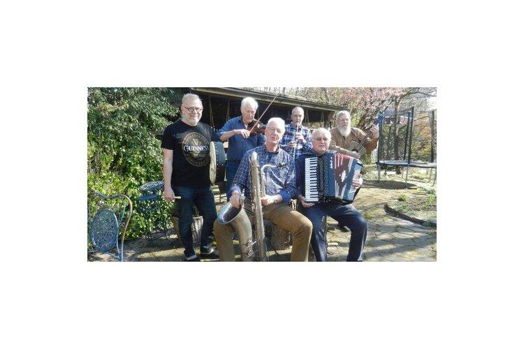 Riddles terug in Het Oude Gemaal met Ierse muziek
