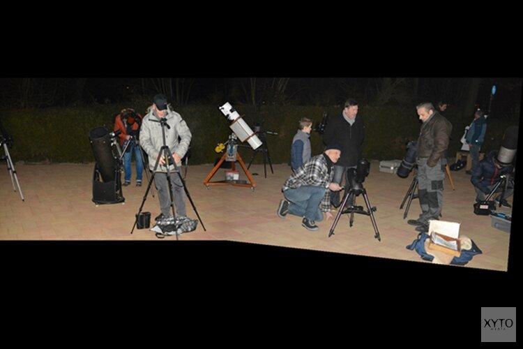 Op 15 januari 2020 start weer de populaire cursus waarnemen bij Sterrenwacht Saturnus