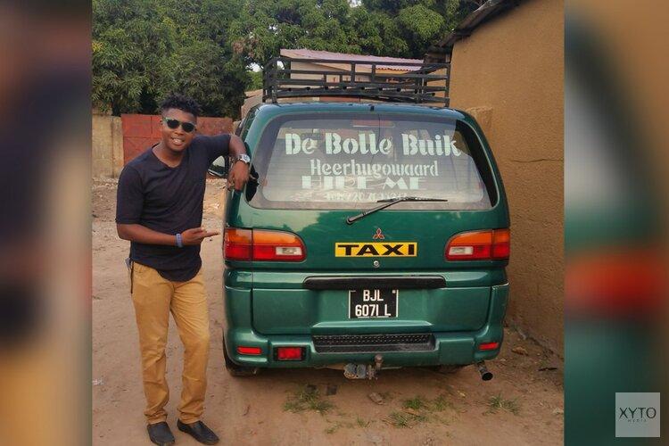 Waarom Gambiaanse taxi's reclame maken voor Heerhugowaardse pannenkoeken
