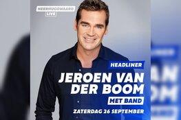 Golden Earring en Jeroen van der Boom bij Heerhugowaard Live
