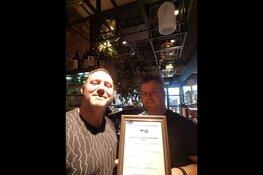 De Beren Heerhugowaard ontvangt Certificaat Voedselveiligheid