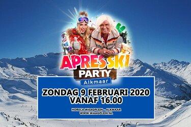 Après ski party Alkmaar