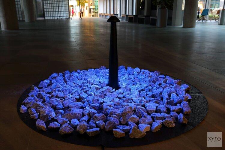 """Holocaust-monument """"Levenslicht"""" tot 2 februari te zien in gemeentehuis"""