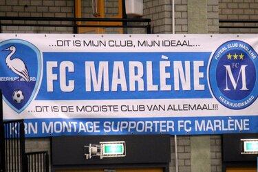 FC Marlène knokt zich terug na achterstand