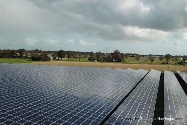 Denk mee over plekken voor zonneparken en windmolens