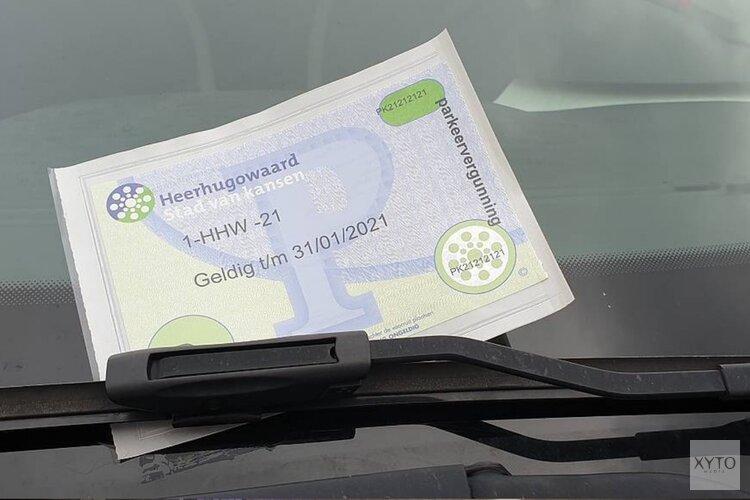 Vraag op tijd uw nieuwe parkeervergunning aan