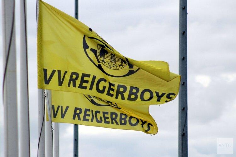 Verdienstelijk punt voor Reiger Boys-vrouwen tegen koploper