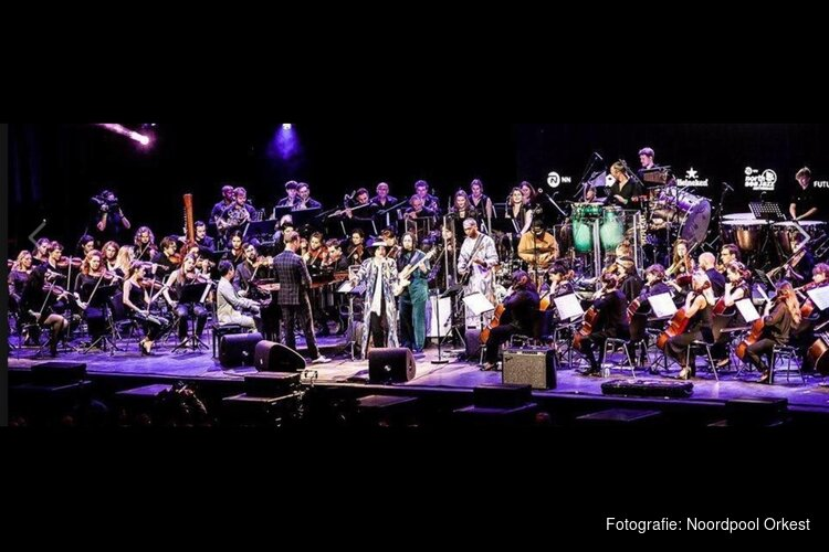 Bijgeboekt: Bert Visscher en het Noordpool Orkest in Cool