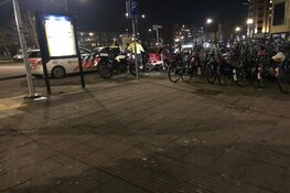 Twee verdachten aangehouden bij station Heerhugowaard na roekeloos rijgedrag