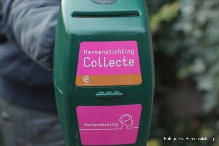 Hersenstichting haalt bijna 12.000 euro op in Heerhugowaard