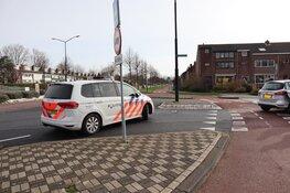Fietsster aangereden op rotonde Middenweg