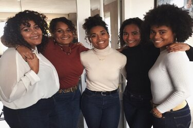 The African Sisters winnen The Voice Family 2020