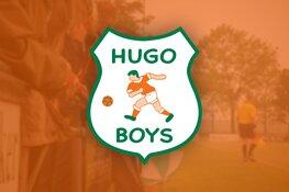 Hugo Boys in slotfase langs tiental van KSV