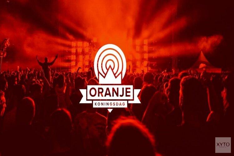Nieuwe namen voor ORANJE Koningsdag en 1e reeks tickets uitverkocht