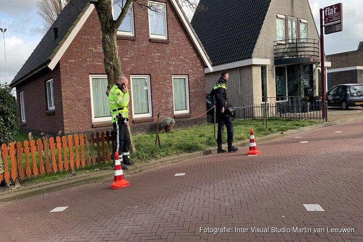 Mogelijk geschoten na conflict in Sint-Pancras