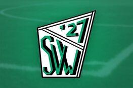 SVW '27 maakt zich los van Schoten