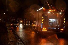 Auto te water in Koedijk, bestuurder naar ziekenhuis