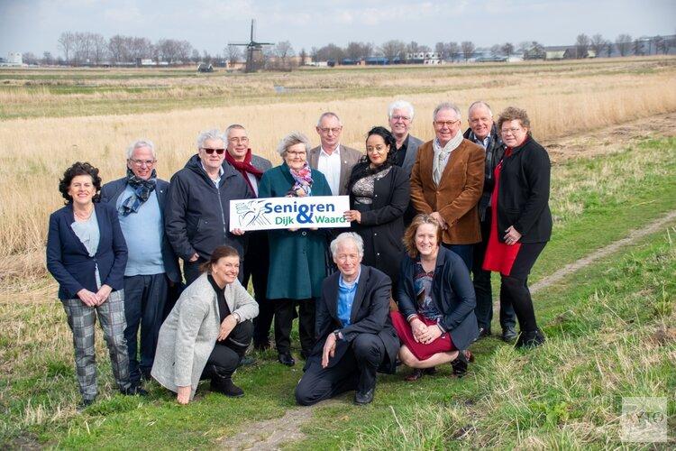 Senioren Heerhugowaard en Senioren Langedijk verder als Senioren Dijk en Waard