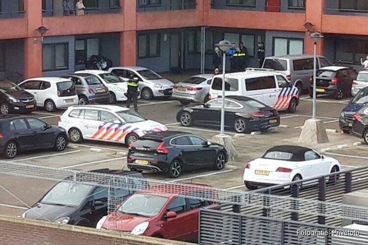 Hennepkwekerij ontdekt in appartement boven supermarkt in Heerhugowaard