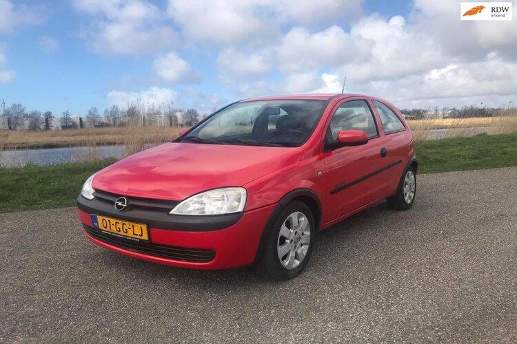Te koop: Opel Corsa bij Autogarage & Recycling De Nollen