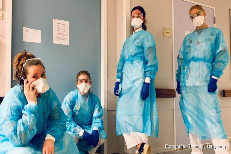 """Verpleegkundige longafdeling Alkmaar deelt verhaal: """"We waren zo gefrustreerd"""""""
