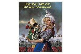 Buurtradio Elvira Heerhugowaard vanaf 5 april op de middengolf
