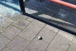 Drie vandalen slopen uit verveling abri in Schagen, aangehouden op station Heerhugowaard