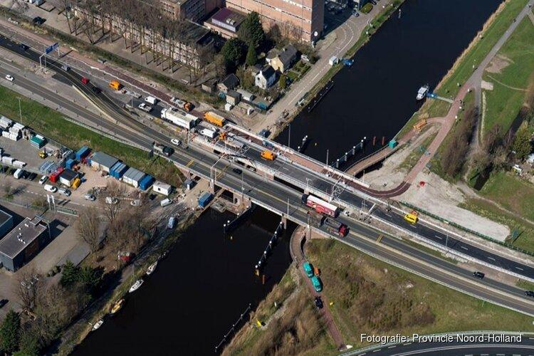 Opnieuw storing bij Leeghwaterbrug in Alkmaar: file voor de brug en A9