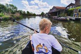 Hemelvaart Sup Fotoshoot Actie!