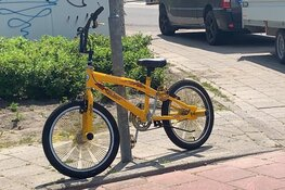 Aanrijding met kind op fiets