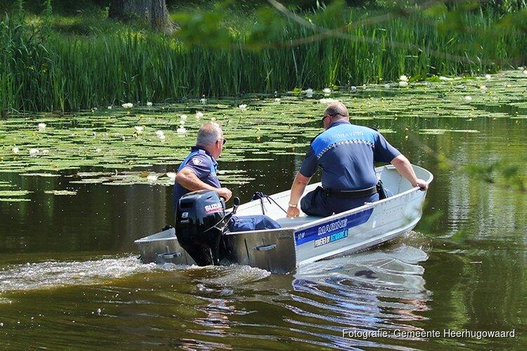 Gemeente Heerhugowaard houd vanaf nu ook toezicht op het water