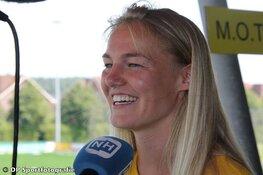 Heugelijk nieuws voor Oranje-international Stefanie van der Gragt: Baby op komst