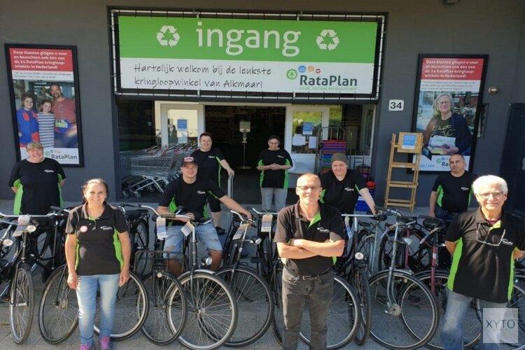 Opnieuw 25 fietsen voor kansarme jongeren in Alkmaar