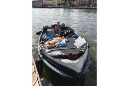 Superleuke boottocht rond Alkmaar en omstreken