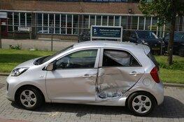 Gewonde bij ongeval Heerhugowaard
